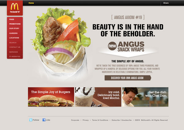 Corporate Website Design Creative And Beautiful Solutions