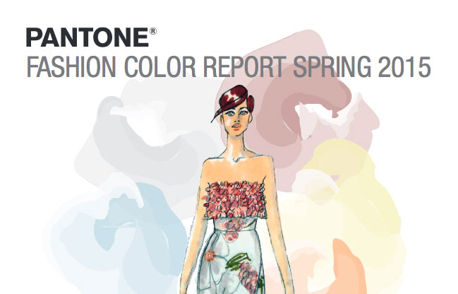 Colors Pantone 2015 Pantone Spring Fashion Colors