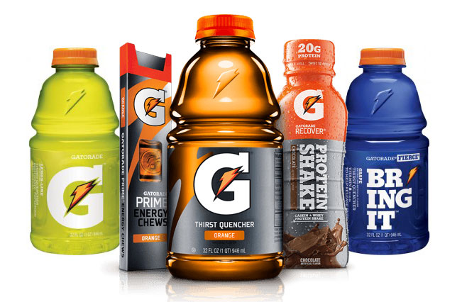 Gatorade's Rebranding: the good, the bad, the not-so-ugly