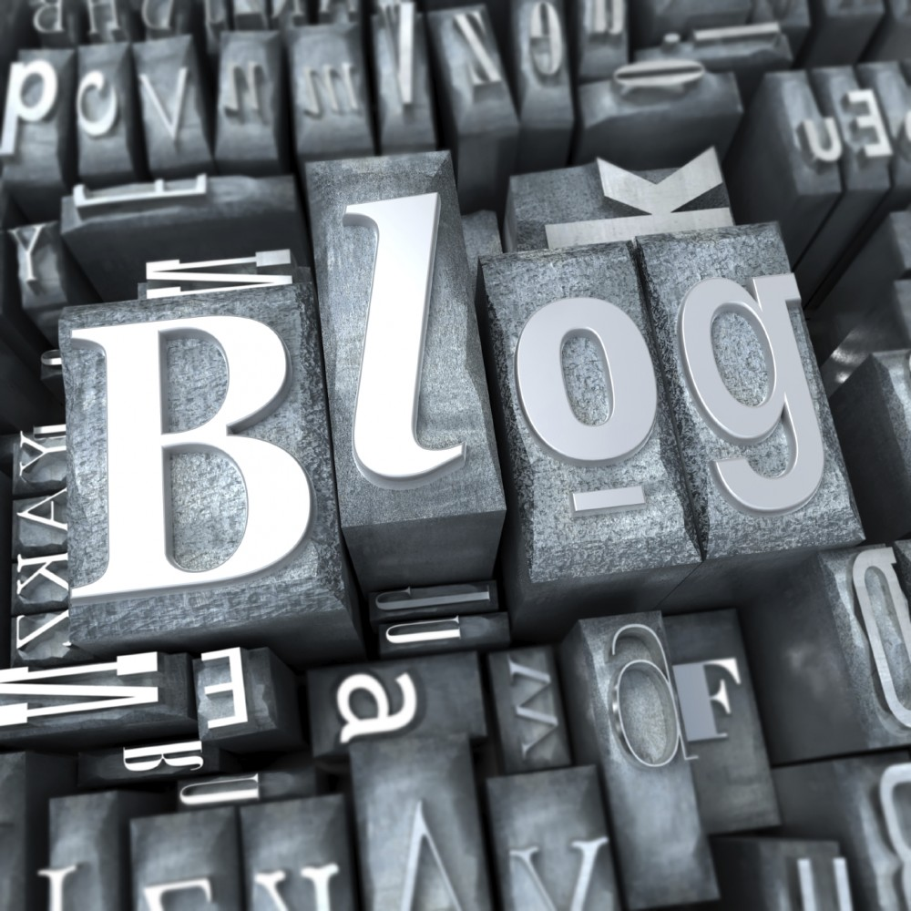 If you're going to blog for your business - keep at it