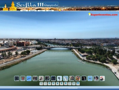 111 Gigapixel photo of Seville is record setting and absolutely stunning