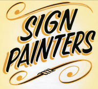 Uniqueness of Sign Painting