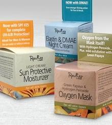 Reviva-creamsandmasks-packaging