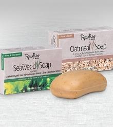 Reviva-soap-packaging