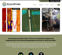Enviroprobe-home-page