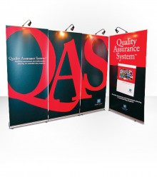 Foundations QAS Banner Display
