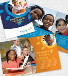 Foundations Report to the Community Brochure